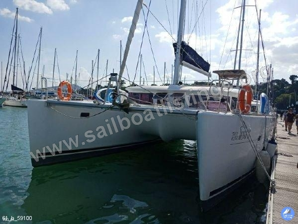Lagoon 400 S2 Year = 2013 Length = 39.30 ft
