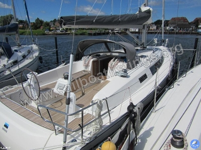 Bavaria Cruiser 41 Year = 2018 Length = 12.35 m
