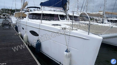 Fountaine Pajot Salina 48 Year = 2009 Length = 14.30 m