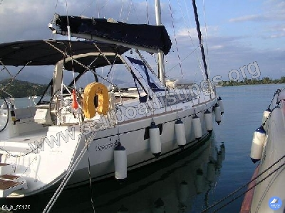 Beneteau Oceanis 48 Year = 2013 Length = 14.60 m
