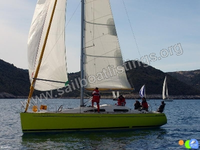 Salona 42 Year = 2008 Length = 12.80 m