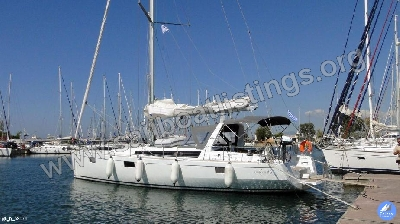 Beneteau Oceanis 48 Year = 2014 Length = 14.60 m