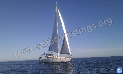 Jeanneau Sun Odyssey 40 DS Year = 1999 Length = 12.20 m