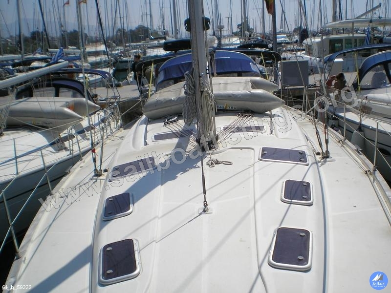 Bavaria 50 Cruiser Year = 2007 Length = 15.40 m