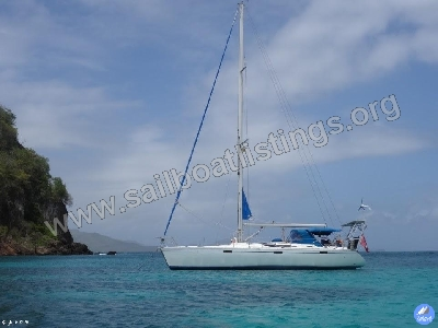 Beneteau Oceanis 43 Year = 1986 Length = 12.60 m
